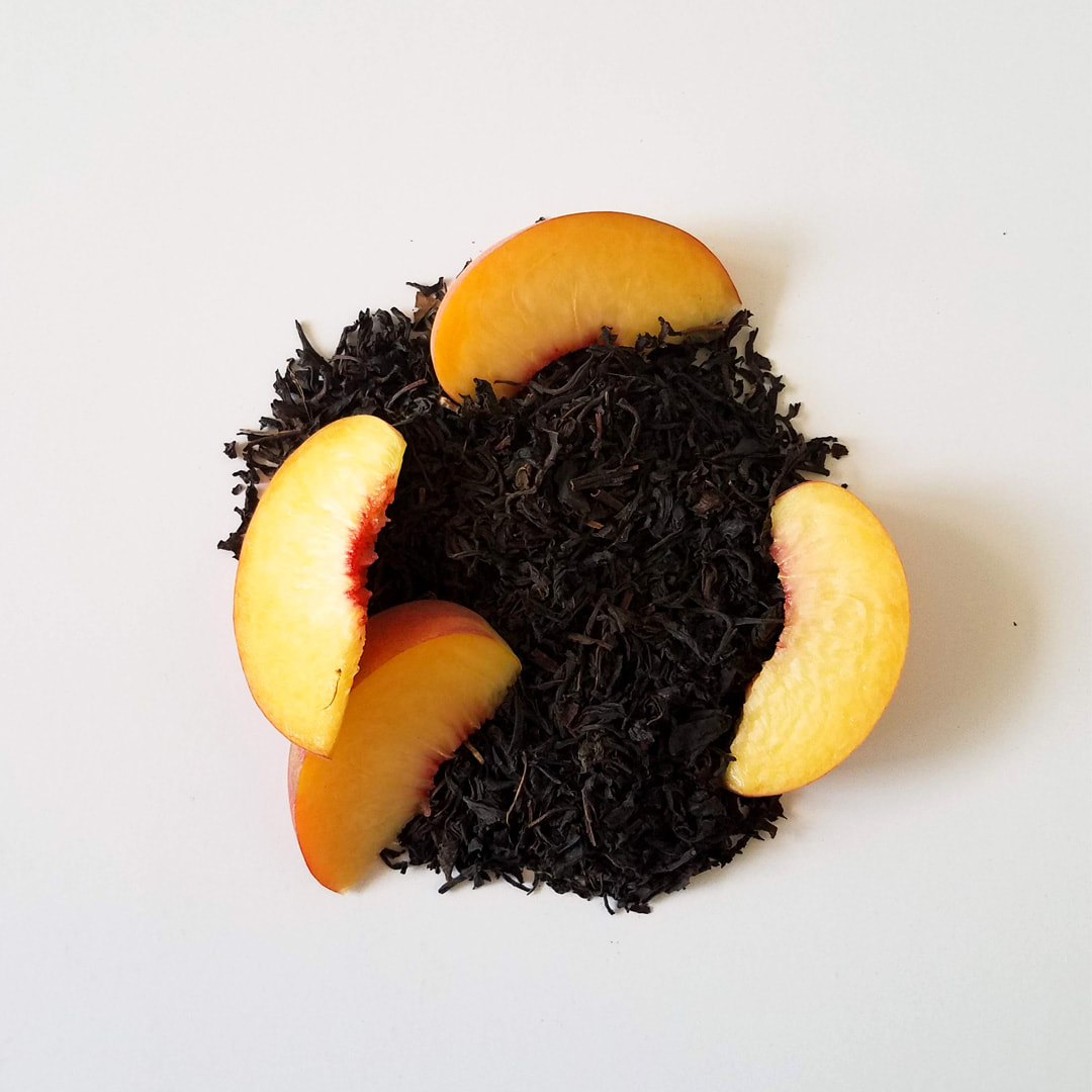 Texas Peach Black Tea